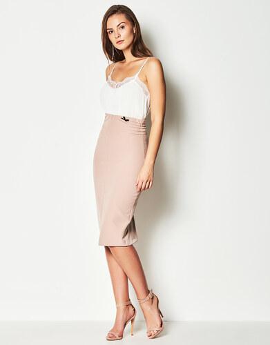 Lynne Ψηλόμεση φούστα με ραφή σχέδιο - Glami.gr f93479bd5bc