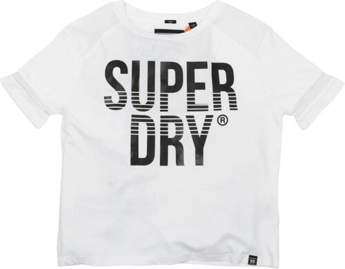 9bf790fd7321 Superdry D1 Pacific Pieced Tee SDG60003TQ000000 Λευκό - Glami.gr