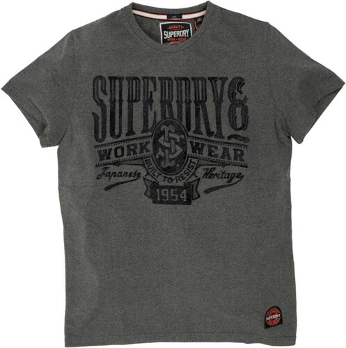 6f56a568791c Superdry D1 Supply Heritage Classic SDM10028TR000000 Γκρι - Glami.gr