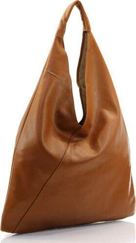 Passaggio Leather Shopping Bag Τσάντα Από Γνήσιο Δέρμα Handmade In Italy  OEM 9920-KR- 3561589efd0