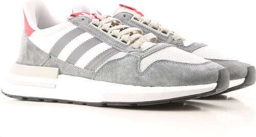 67dcd8192f5 -32% Adidas Αθλητικά Παπούτσια για Άνδρες Σε Έκπτωση, Γκρι, σουέντ, 2019,  40.5 42