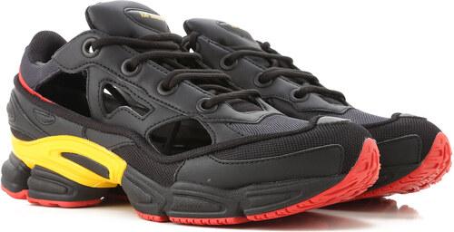 04ec16100f2 -32% Adidas Αθλητικά Παπούτσια για Άνδρες Σε Έκπτωση, Μαύρο, Δέρμα, 2019,  40 41