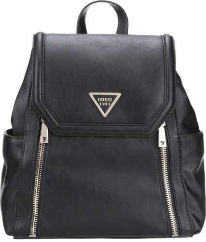 da7688b99e Women Guess Urban Sport Large Backpack Black - Glami.gr
