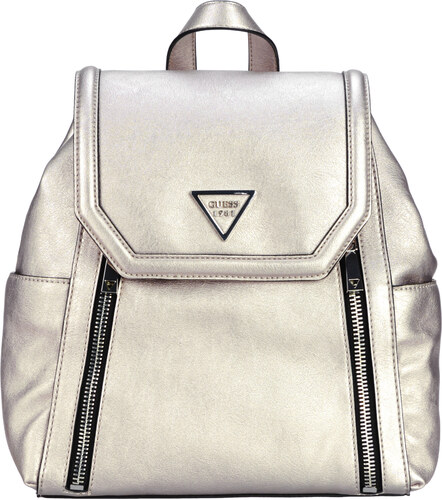 3c04894737 Women Guess Urban Sport Large Backpack Silver - Glami.gr