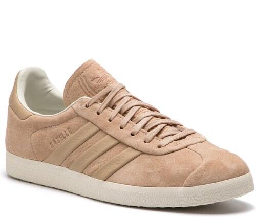 496748f236b Παπούτσια adidas - Gazelle S&T AQ0893 Stpanu/Stpanu/Owhite - Glami.gr