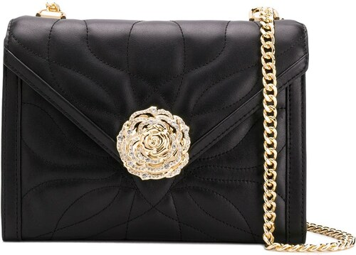 Michael Michael Kors Whitney petal shoulder bag - Black - Glami.gr ee1a40e79ae