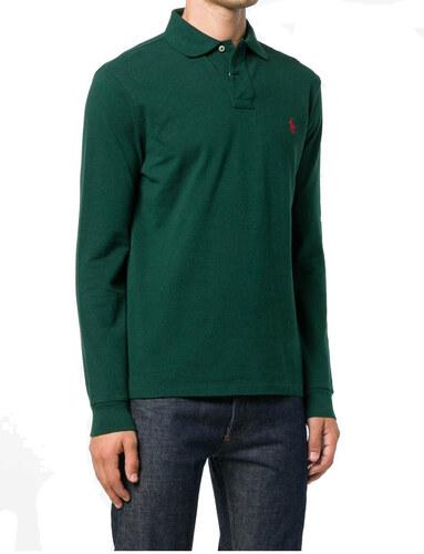 ΑΝΔΡΙΚΑ ΡΟΥΧΑ Πόλο Μπλούζες Polo GREEN - Glami.gr e2f186c155f