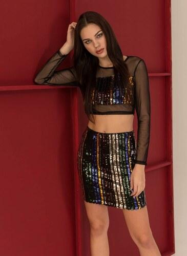 -70% The Fashion Project Σετ ρούχων με πολύχρωμες παγιέτες - Multi -  06293030001 e90bbdaa6c2