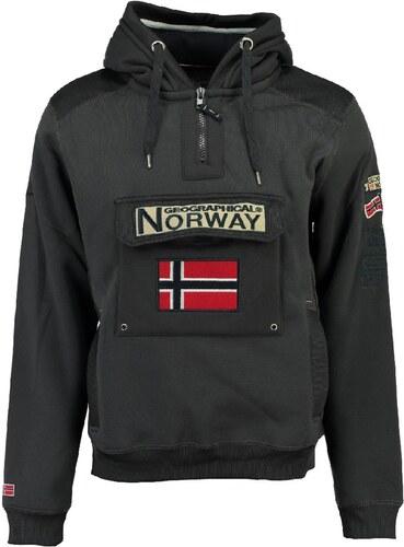 e4c7f19e9d GEOGRAPHICAL NORWAY Φούτερ με κουκούλα - Glami.gr