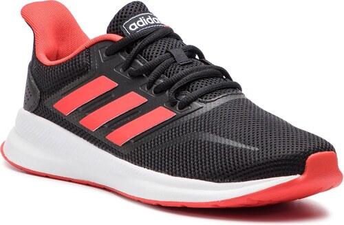 01df0e2635 Παπούτσια adidas - Runfalcon G28910 Cblack Actred Cblack - Glami.gr