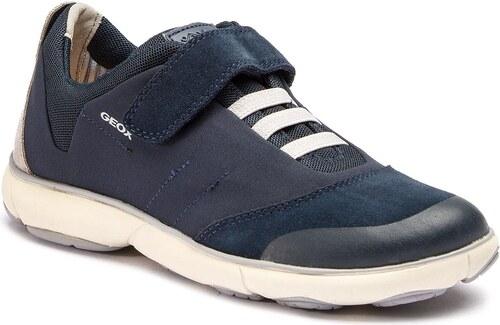 Κλειστά παπούτσια GEOX - J Nebula B. A J921TA 01122 C0661 Navy Grey ... 6f215245739