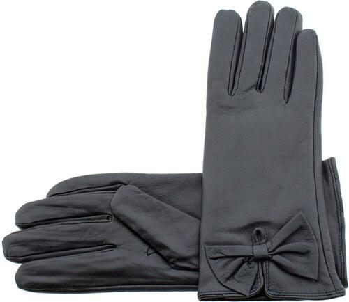 Γάντια γυναικεία δέρμα Verde 02-260-Μπλε - Glami.gr 988394e673f