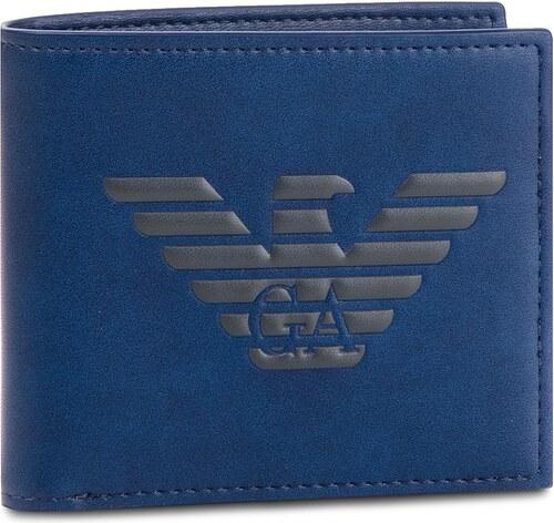 030e658599 Μεγάλο Ανδρικό Πορτοφόλι EMPORIO ARMANI - Y4R167 YG90J 83197 Electric Blue  G.