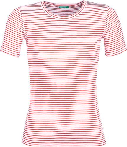 cee9d3a8346a Benetton T-shirt με κοντά μανίκια FELINO - Glami.gr
