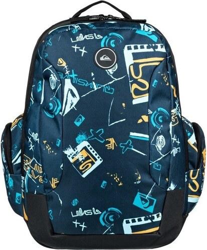 5d942cd5a4 ΣΑΚΙΔΙΟ ΠΛΑΤΗΣ - Schoolie 30L - Large Backpack ( NAVY BLAZER) - QUIKSILVER