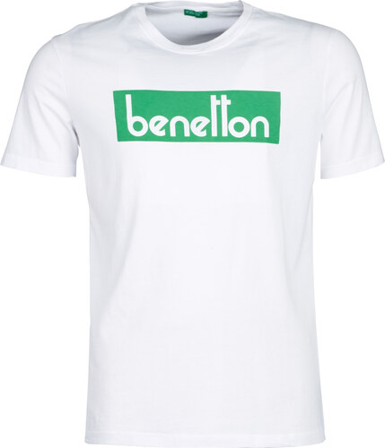 fb1f6cf662c Benetton T-shirt με κοντά μανίκια CLYDE - Glami.gr