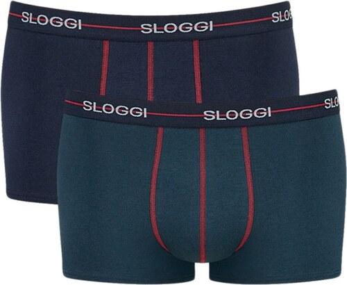d8863b94790 Sloggi Ανδρικό Boxer Start Hipster - Διπλό Πακέτο Πολύχρωμο