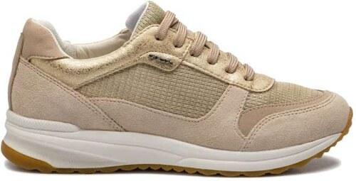 b9ee1369d53 Geox D Airell C D642SC 0LY22 CB55A Champagne/Beige Γυναικεία Sneakers Geox  d airell c
