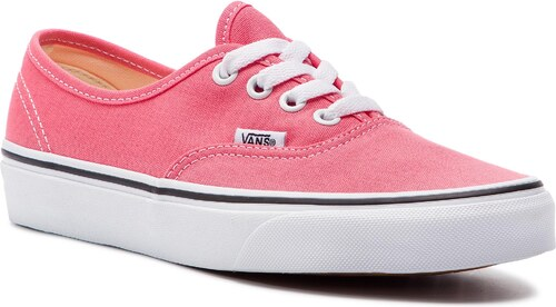 858f3a7e6e0 Πάνινα παπούτσια VANS - Authentic VN0A38EMGY71 Strawberry Pink/Truewhite