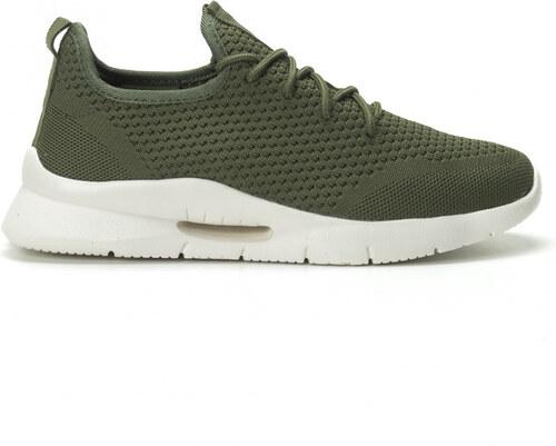 59d9a86d290 Kiss GoGo Ανδρικά πράσινα αθλητικά παπούτσια Hole design ελαφρύ μοντέλο