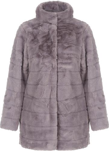 Celestino Κοντό παλτό από οικολογική-συνθετική γούνα WL1627.7882+1 ... f0edd73be93
