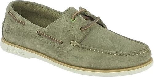 1ffdbbc7724 Ανδρικα Δερματινα Boat Shoes Lumberjack Navigator Brushed Sm07804 - Πούρο