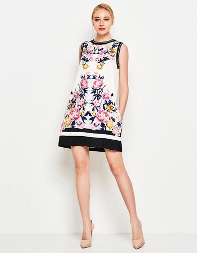 b74fb82f818 Lynne Α-γραμμή φόρεμα με φλοράλ τύπωμα - Glami.gr
