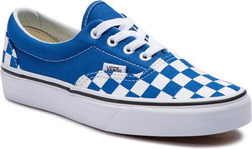 850e85e2c27 Πάνινα παπούτσια VANS - Era VN0A38FRVOU1 (Checkerboard) Lapis Blue ...