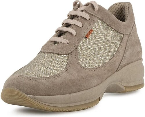 3bbe4d0e08f Γυναικεία Sneakers Ragazza (R0261 Beige) - Glami.gr