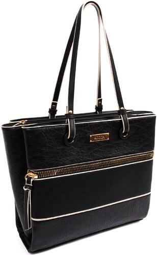 97bd887540 DOCA Καθημερινή τσάντα μαύρη (14484) - Glami.gr