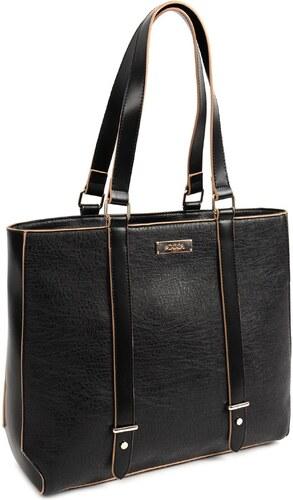 d8808a1684 DOCA Καθημερινή τσάντα μαύρη (14591) - Glami.gr