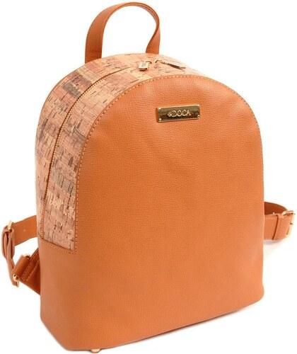 32ce317320 DOCA Τσάντα πλάτης πορτοκαλί (14914) - Glami.gr