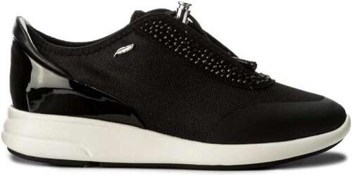 15f1748b1e Geox D Ophira E D621CE 01402 C0595 Black Γυναικεία Sneakers Geox D621CE  01402 C0595 black