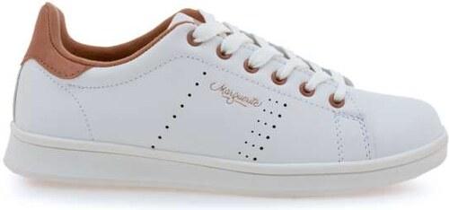 6cec3da2b2d Exe 18WC1021A Λευκό Ροζ Χρυσός Γυναικεία Sneakers Exe 18WC1021A white/bronze