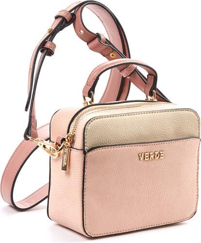 678f469143 Τσάντα γυναικεία χιαστί Verde 16-5187-Ροζ 16-5187-Ροζ - Glami.gr
