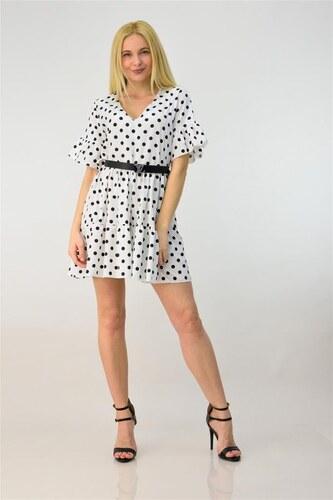 7863f6ab422 Potre Γυναικείο φόρεμα μίνι πουά - Glami.gr