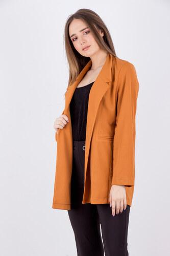 9a5ae9730b1c SECRET Γυναικείο σακάκι blazer με πέτο ΤΑΜΠΑ - Glami.gr