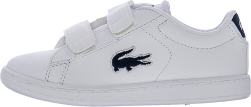 2531d1fa7b1 Παιδικά Παπούτσια Casual Carnaby.Evo.1 Άσπρο Δέρμα Lacoste - Glami.gr