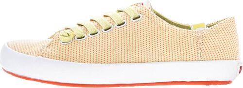 015519fb750 Γυναικεία Παπούτσια Casual 21897 Κίτρινο Πάνινο Camper - Glami.gr