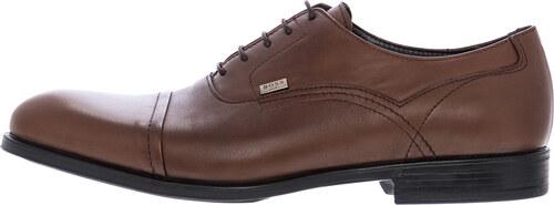 23f9082fb7e Ανδρικά Παπούτσια Δετά K6004 Ταμπά Δέρμα Boss shoes - Glami.gr