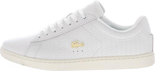 91996eaa66c2 Γυναικεία Παπούτσια Casual Carnaby.Evo.Off Άσπρο Δέρμα Lacoste ...