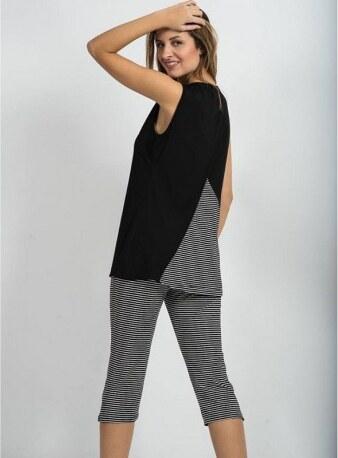 80fa8ed2187f Γυναικείο Ρούχο Άσπρο Μαύρο Με Φαρδύ Ωμάκι Secret Point - Glami.gr