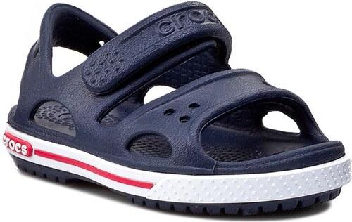 2927390c208 Σανδάλια CROCS - Crocband II Sandal 14854 Navy/White - Glami.gr