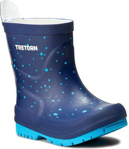 db7f5526433 Γαλότσες TRETORN - Sticky Dots 473280 Blue 85 - Glami.gr