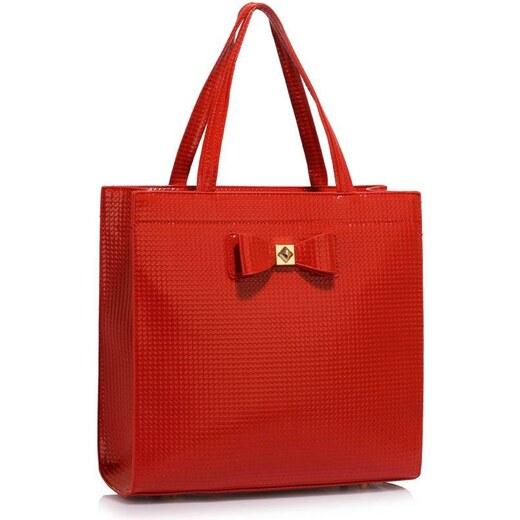 Moda 1284 LS Γυναικεία τσάντα ώμου -Κόκκινη - Glami.gr 1fea8a540f9