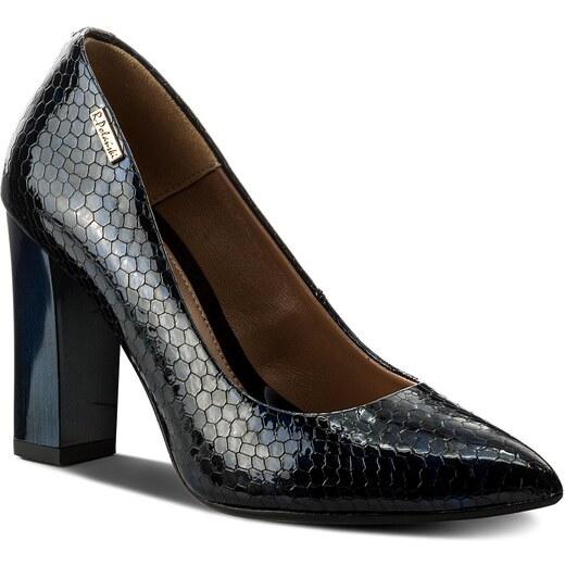 Κλειστά παπούτσια R.POLAŃSKI - 0896 Granat Łuska - Glami.gr 5a4743fad96