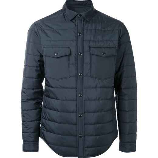 a57de500e8 Kent   Curwen thermal shirt jacket - Black - Glami.gr