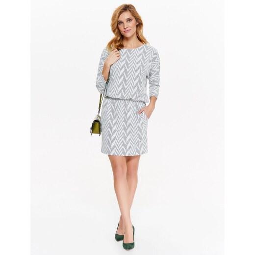 8089a2bd1ed2 TOP SECRET TOP SECRET φορεμα με print - Glami.gr