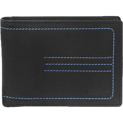 2314e22cd0 Δερμάτινο ανδρικό πορτοφόλι LAVOR 1-5906 σε μαύρο χρώμα - Glami.gr