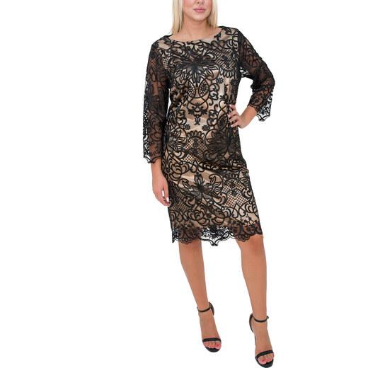 RAVE Εντυπωσιακό φόρεμα με δαντελένιο μπούστο - Glami.gr 4d8f8735194